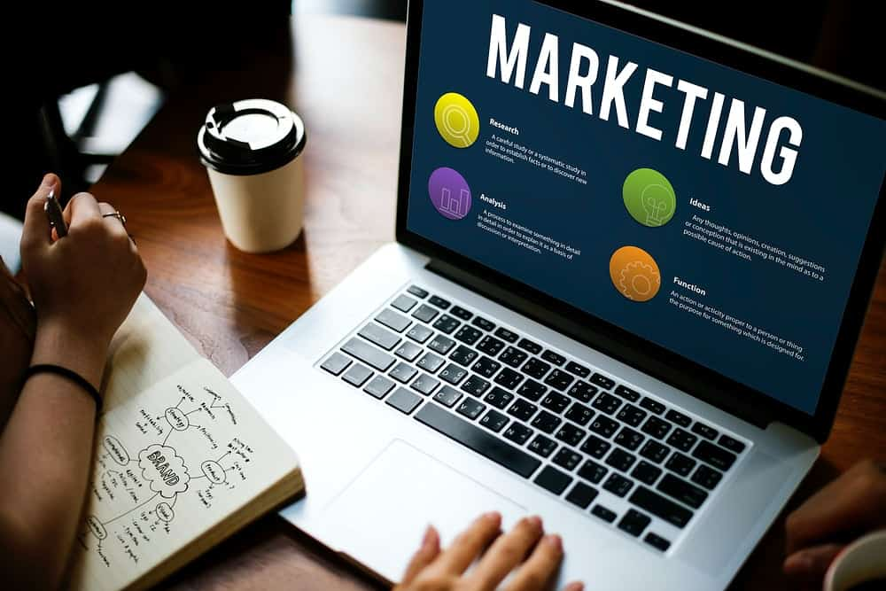 business marketing image
